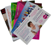 leaflets from aces promotions